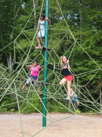 Camp 2011 Spiderweb