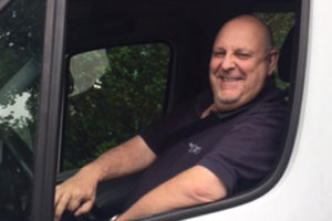 Steve Hogan - Driver
