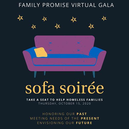 Family Promise of Bergen County 2020 virtual gala logo
